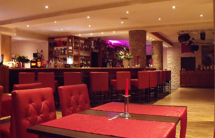 Der Tanzhase Hotel Restaurant Tanzbar
